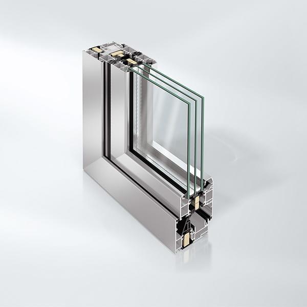 Schüco sklopivo-klizni sistem ASS 70 FD i ASS 80 FD.HI
